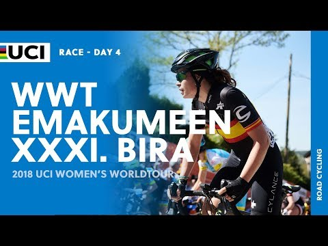 2018 UCI Women's WorldTour – Emakumeen Bira Stage 4 – Highlights