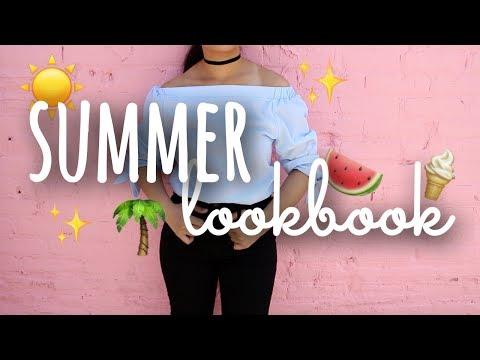 Summer Lookbook 2017! | SimplyMaci