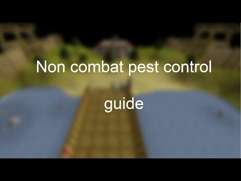 (UPDATED VERSION IN DESC) non combat pest control guide (def pure/att pure) (pc prod)