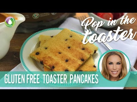 Chocolate chip Pancakes - Protein Treats By Nutracelle
