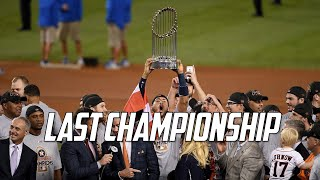 MLB | The Last Championship for Every Team