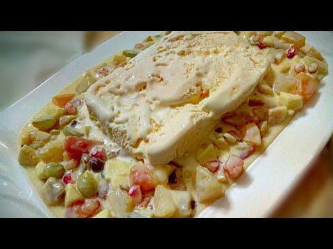 Hyderabadi Trifle Pudding   Yummy Corner