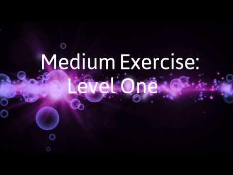 Develop Medium Abilites Level One