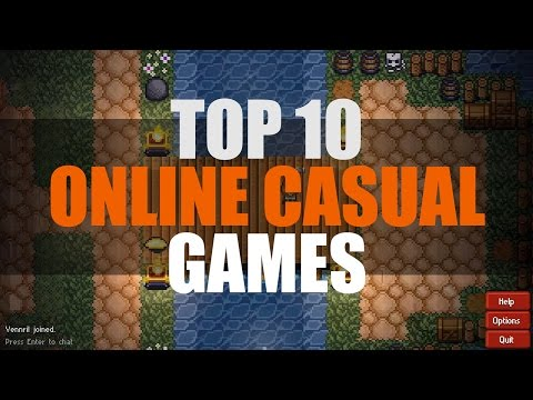 Top 10 Best Online Casual Games   MMO ATK Top 10