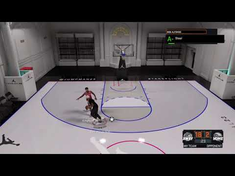 This Man Is Cheeks -NBA 2K16