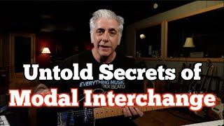 Untold Secrets of Modal Interchange
