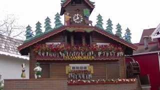 Worlds Largest Cuckoo Clock - Sugarcreek Ohio