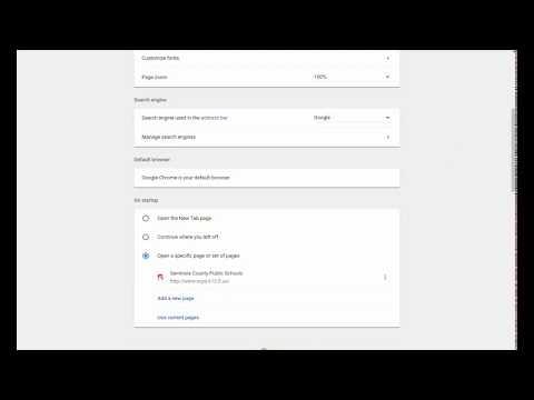 How to Enable Google Chrome Autofill