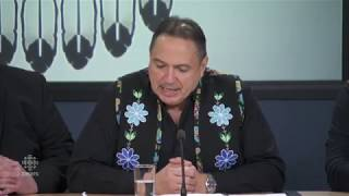 'It's on everybody,' says AFN Chief addressing demonstrations
