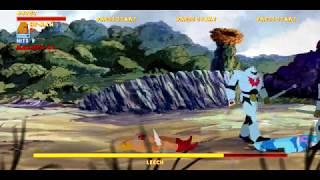 He-Man VS Leech