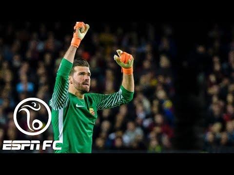 Liverpool might spend £80 million to buy Brazilian goalkeeper   ESPN FC