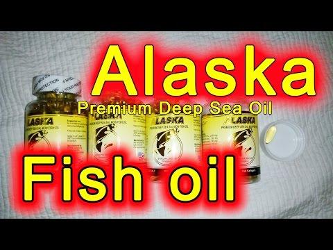 ALASKA Deep sea fish oil REVIEW