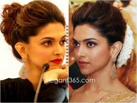 Top 10 hairstyles of Deepika Padukone