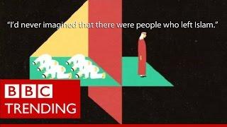 Life as an atheist in Saudi Arabia - BBC TRENDING