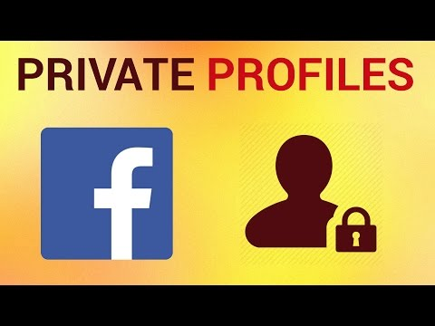 How to Set your Facebook Profile to Private