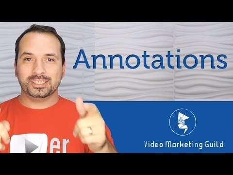 YouTube Annotations - Get More Views   YouTube Tips #4