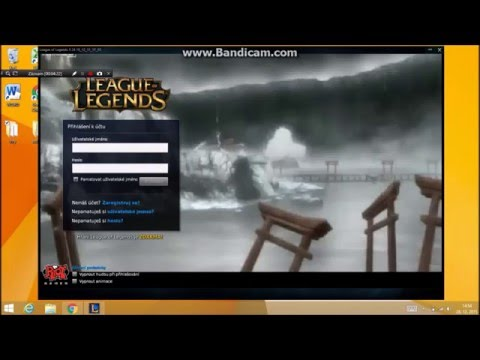 How To: Change your Login Screen - League of Legends