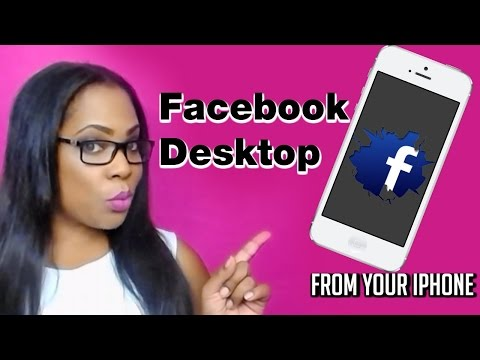 How to Access the Full Facebook Site on your Phone | Facebook Desktop on Mobile