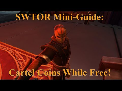 SWTOR Mini-Guide: Cartel Coins As A Free Player!