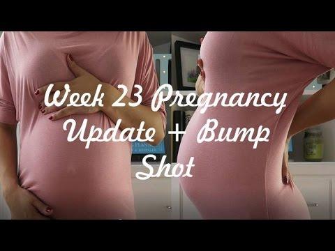 Week 23 Pregnancy Update (3rd Baby) | Hernia!???