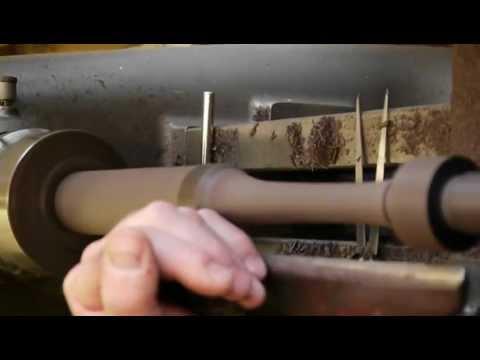 David Naill and Co - Making of a Blackwood Chanter - Part 1