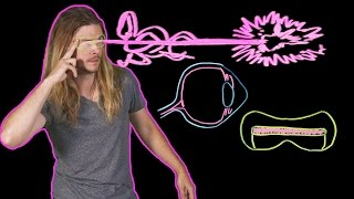 How Does Cyclops Actually See? (Because Science w/ Kyle Hill)