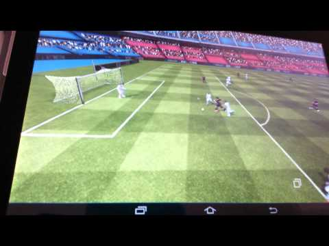 Fifa 14 android manager mode messi what a shot