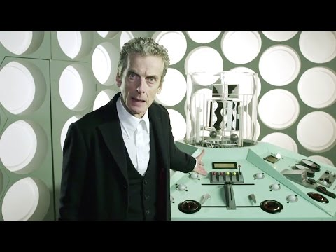 Twelfth Doctor in FIVE TARDIS Console Rooms! | The Doctor Who Experience | Doctor Who | BBC
