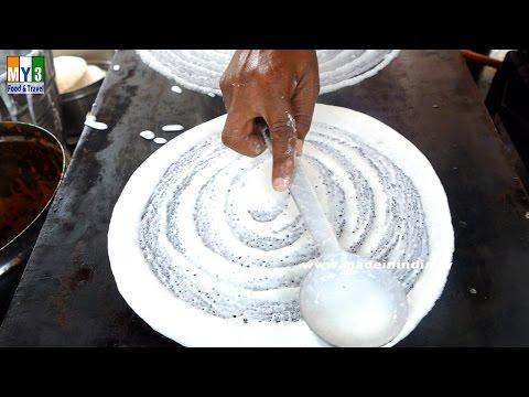 MASALA DOSA  | Easy To Make Dosa Recipe | Popular South Indian Breakfast Recipe | Indian Street Food