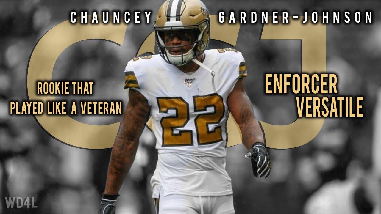 "Chauncey Gardner-Johnson Rookie Highlights | ""Enforcer"" ᵂᴰ⁴ᴸ"