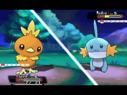 Pokémon Alpha Sapphire Walkthrough Part 2: Goodbye, Littleroot