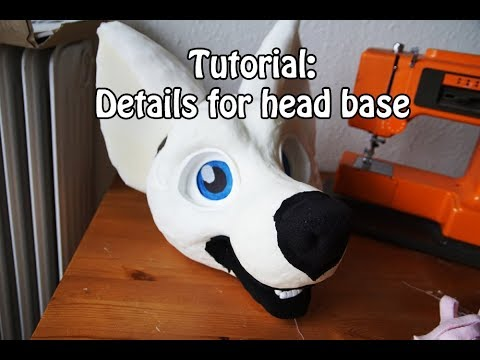 //Tutorial #8// Details for head base