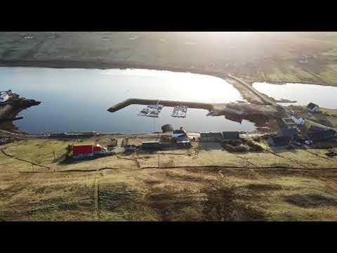 Visit Shetland - Drone footage