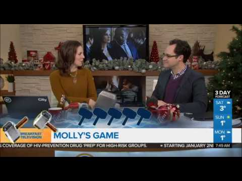 Thor's Hammers: Molly's Game
