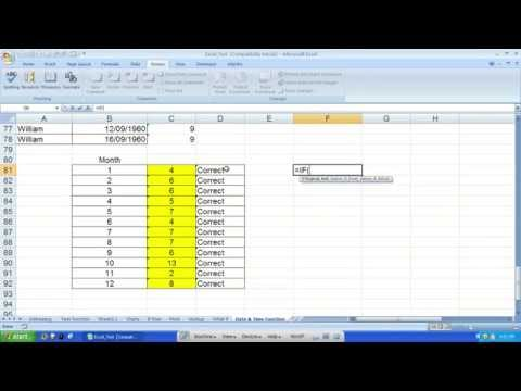Hide & Lock Cells in Excel