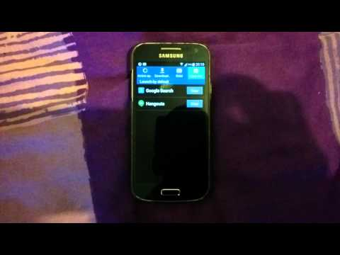 How to get to task manager on galaxy s4