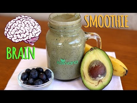 BRAIN, CONCENTRATION AND MEMORY SMOOTHIE