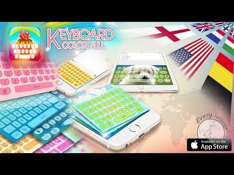 Keyboard Color Full