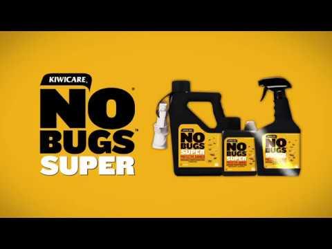 Kiwicare NO Bugs Super TVC 2017
