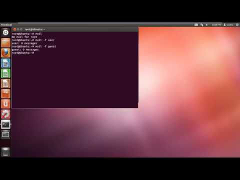 How to Use Mail Unix Command