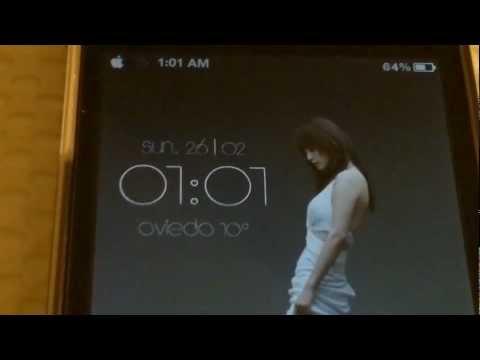 Multilockscreens - Best Lockscreen for iPhone 4 / iPhone 4S / iPod Touch 4G [HD]