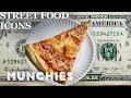 The Iconic 1 Pizza Slice Of NYC Street Food Icons