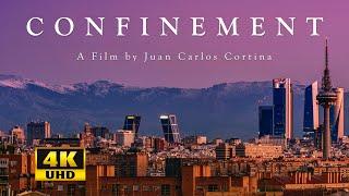 CONFINEMENT. TIMELAPSE 4K EN MADRID DESDE MI CONFINAMIENTO