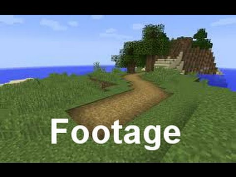 1.9 ROADS! REAL FOOTAGE of 1.9 minecraft roads