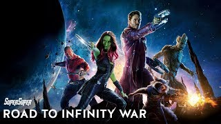 Road to Infinity War: Episode 10 | Guardians of the Galaxy