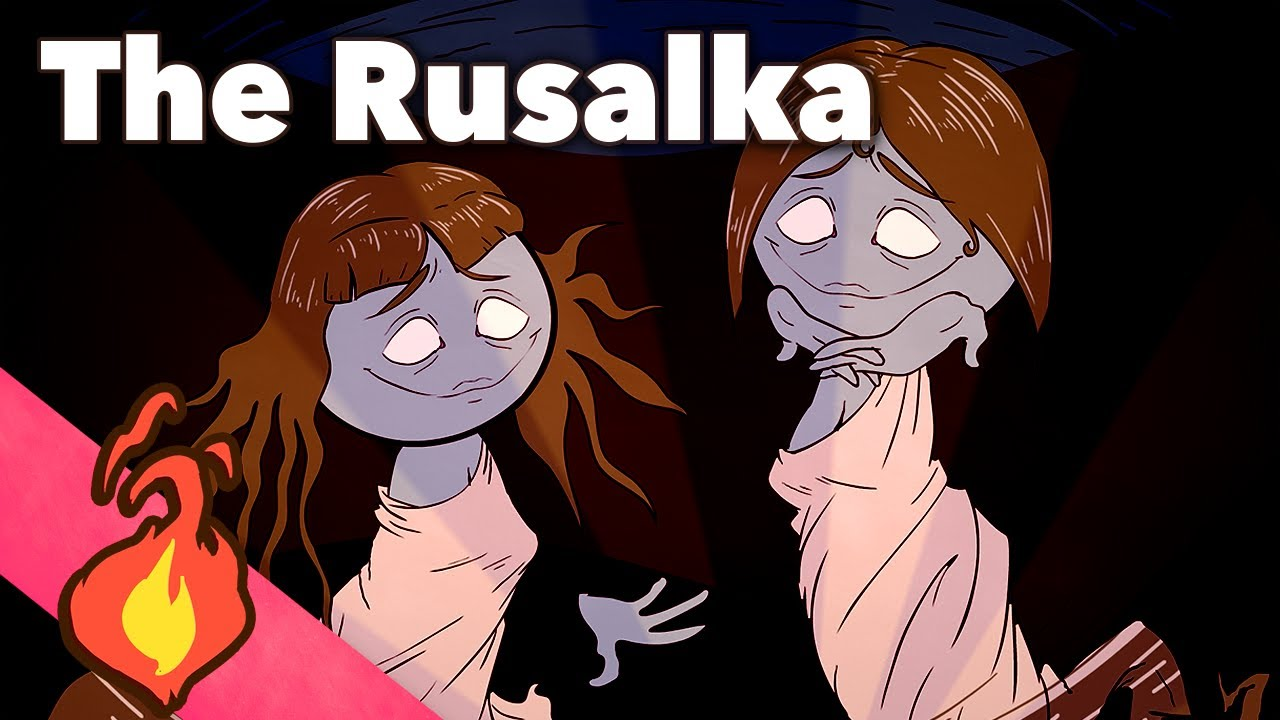 The Rusalka - Eastern European Myths - Extra Mythology