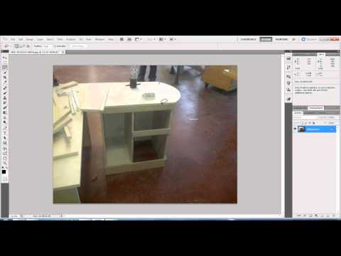 How to remove unwanted objects in photoshop