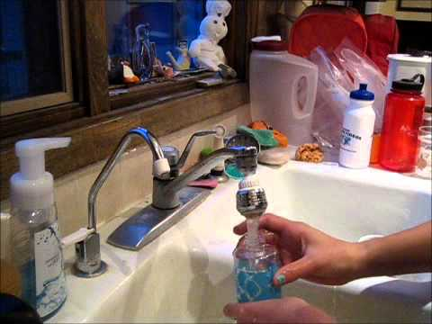 How To: Clean your Hamsters Water Bottle Without a Bottle Brush