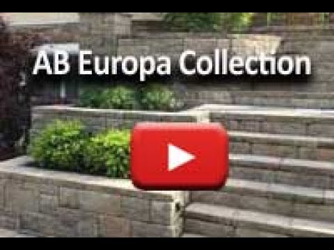 Retaining Wall Product Description - AB Europa