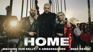 Machine Gun Kelly, X Ambassadors & Bebe Rexha - Home (from Bright: The Album) [Official Video]